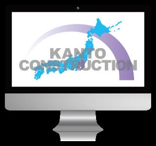 KANTO CONSTRUCTIONのロゴ