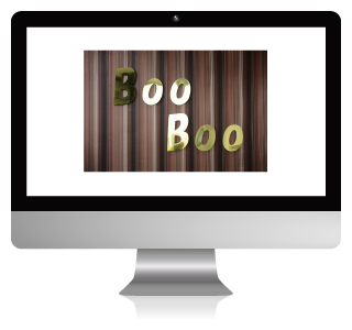 BooBooの看板
